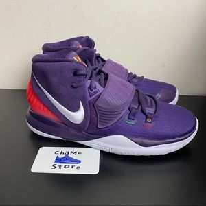 Nike Kyrie Irving 6 Enlightenment Shoes Purple
